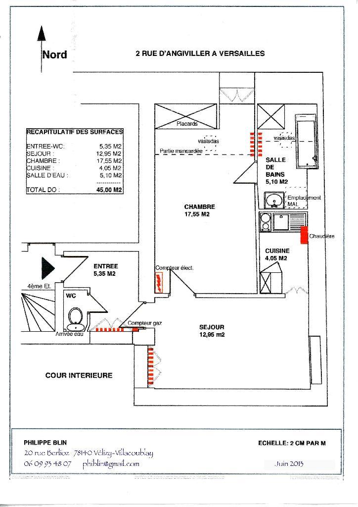 Logement tudiant versailles 64 logements tudiants for Location chambre etudiant versailles