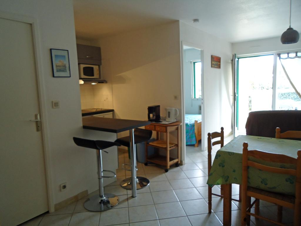 Location appartement T2 Ploemeur - Photo 1