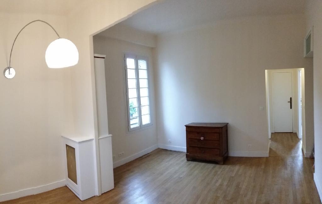 Location appartement entre particulier Paris 19, appartement de 60m²