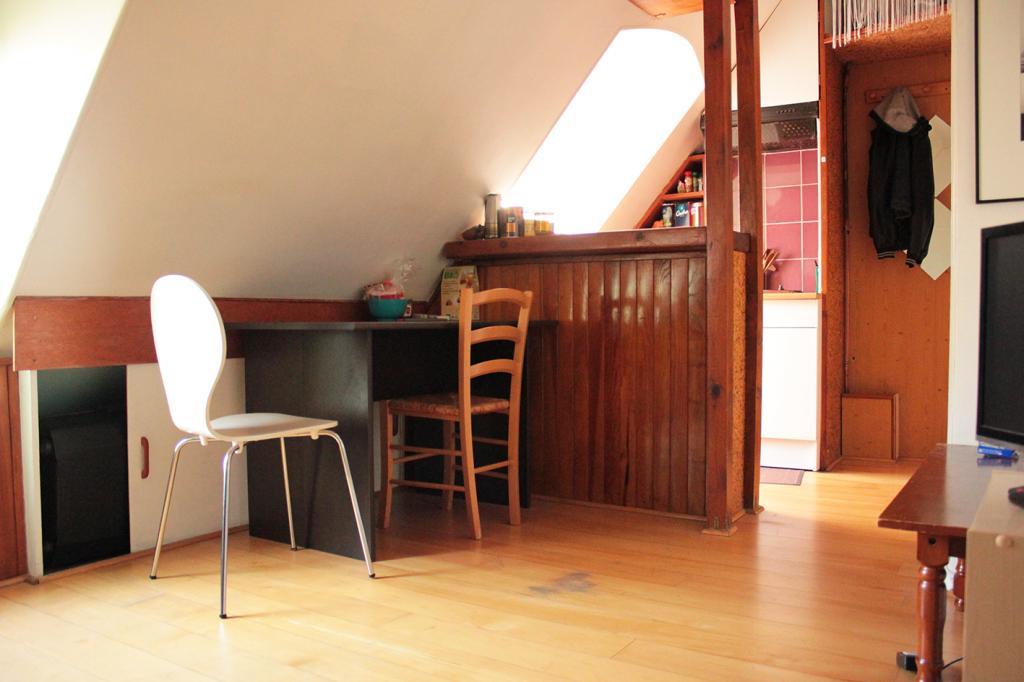 De particulier à particulier Paris 09, appartement studio, 20m²