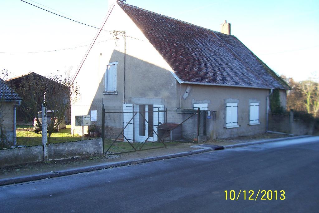 Location immobilière par particulier, Vierzon, type maison, 68m²
