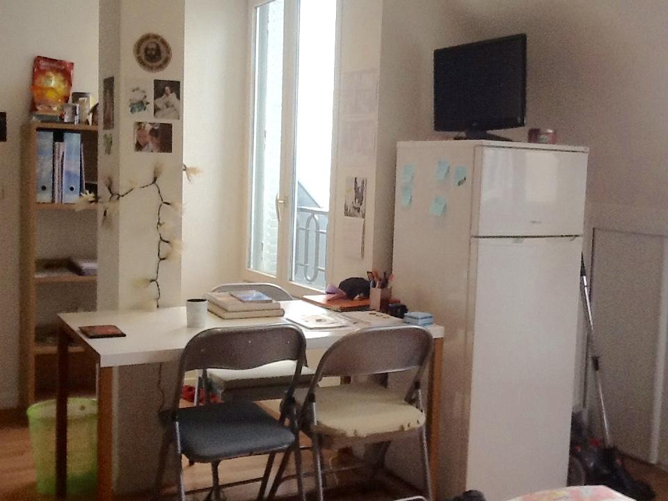 De particulier à particulier Paris 03, appartement studio de 19m²