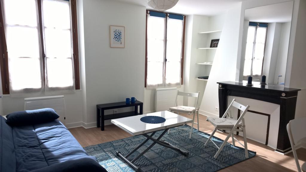 Studio de 27m2 à louer sur Paris 06