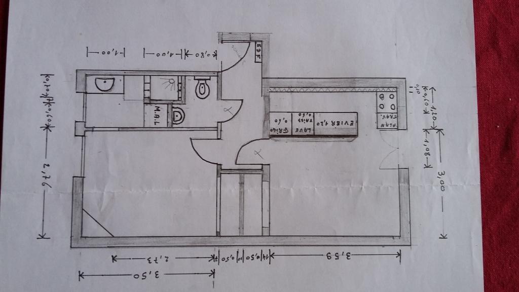 Location appartement entre particulier Paris 15, de 37m² pour ce appartement