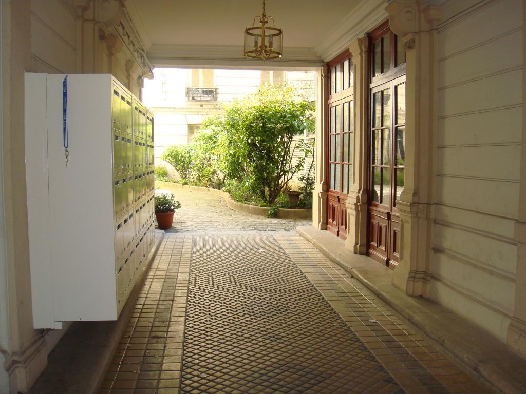 Appartement particulier à Paris 10, %type de 45m²