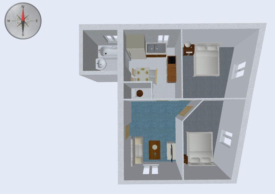 2 chambres disponibles en colocation sur Osthouse