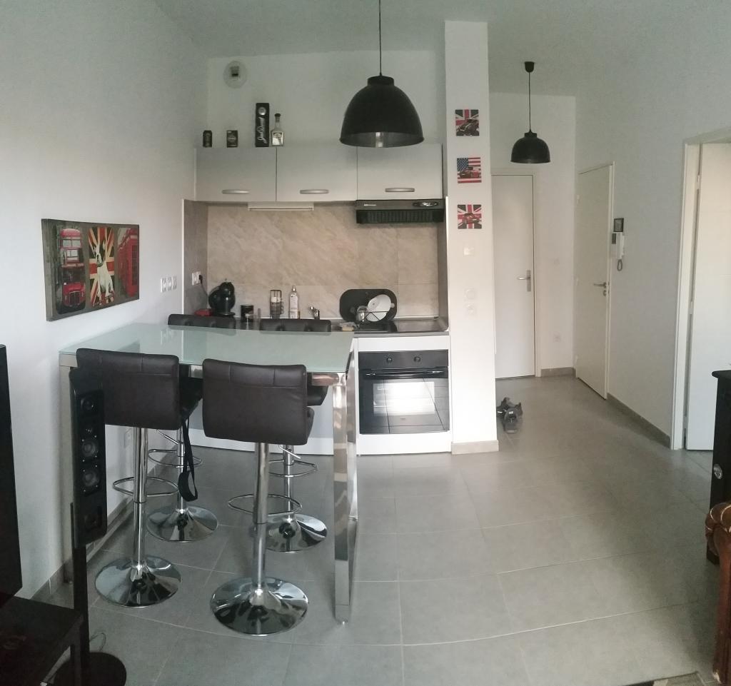 Location d 39 appartement t2 sans frais d 39 agence martigues 690 45 m - Chambre de commerce martigues ...