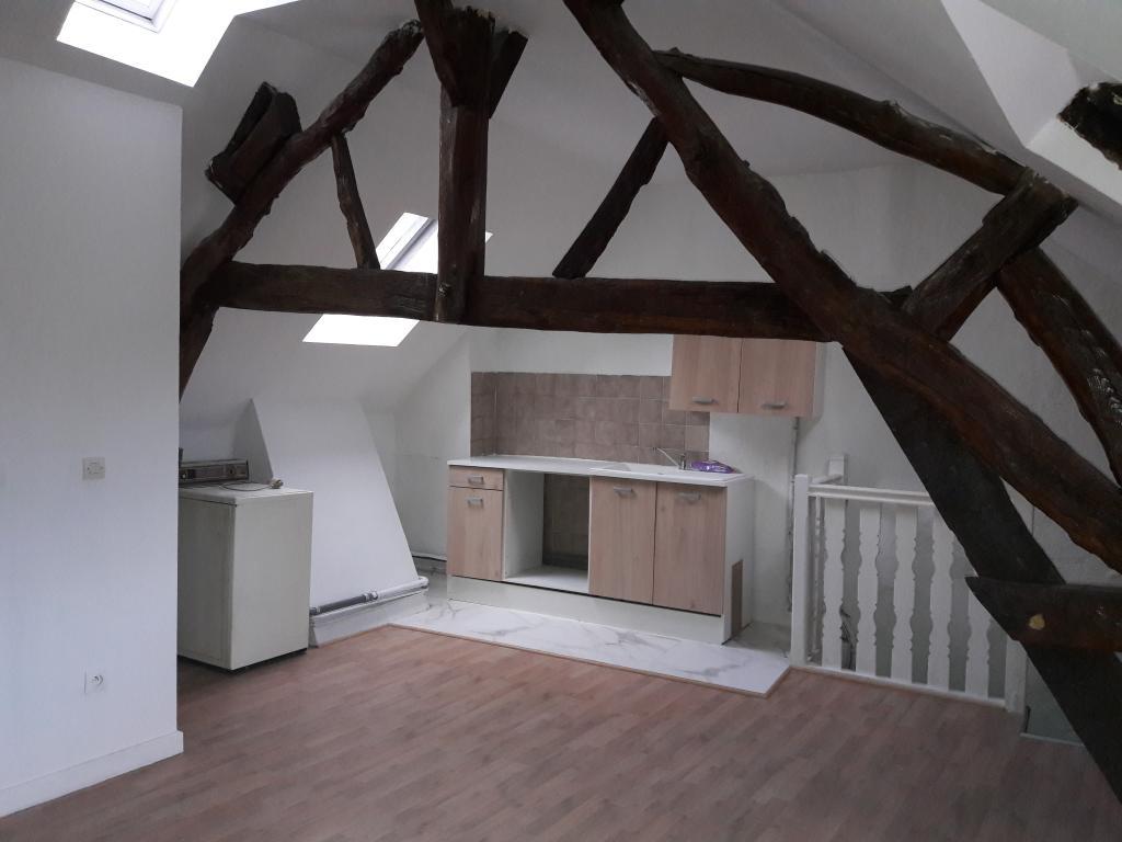 Location appartement entre particulier Oinville-sur-Montcient, appartement de 32m²