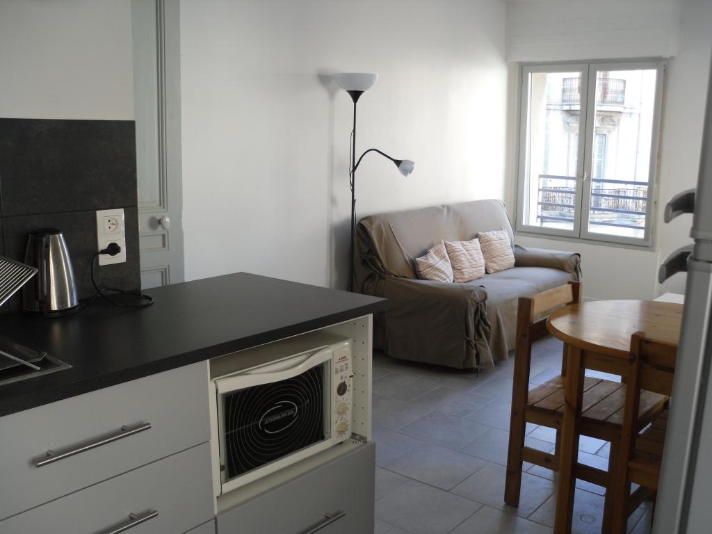 Location d 39 appartement t3 meubl entre particuliers for Location appartement meuble beziers