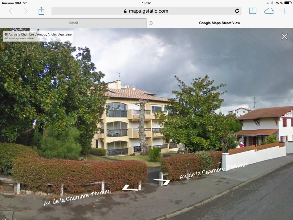 Location immobilière par particulier, Anglet, type studio, 23m²