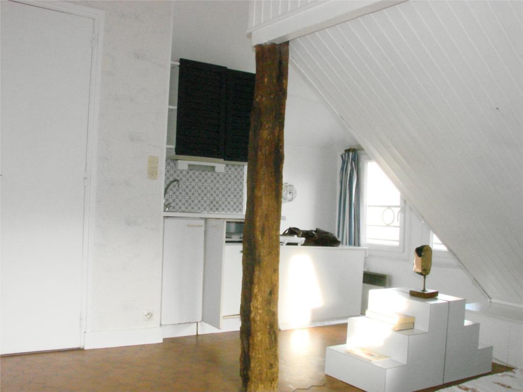 Location appartement entre particulier Paris 05, studio de 13m²