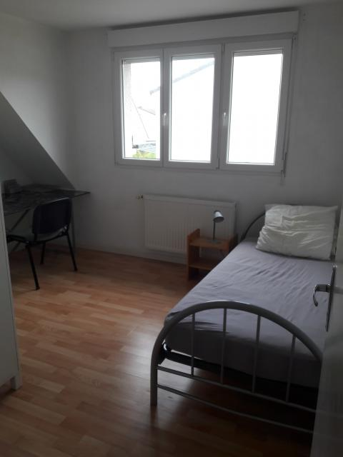 Location chambre Villeneuve d'Ascq - Photo 2