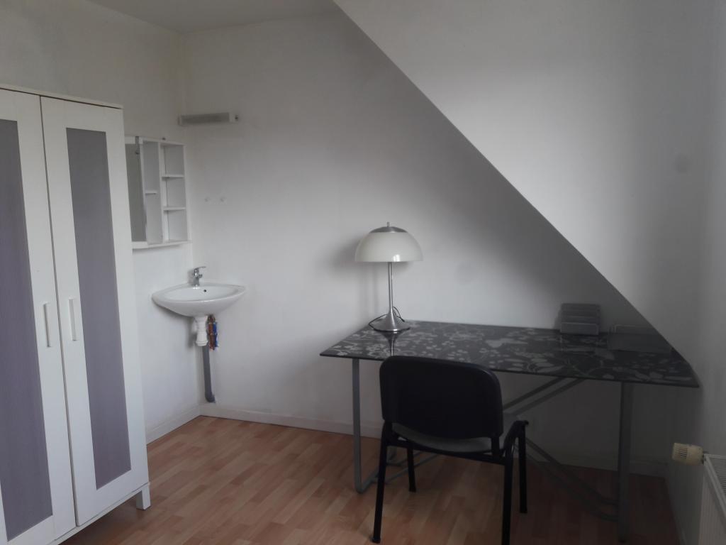 Location particulier à particulier, chambre à Villeneuve-d'Ascq, 12m²