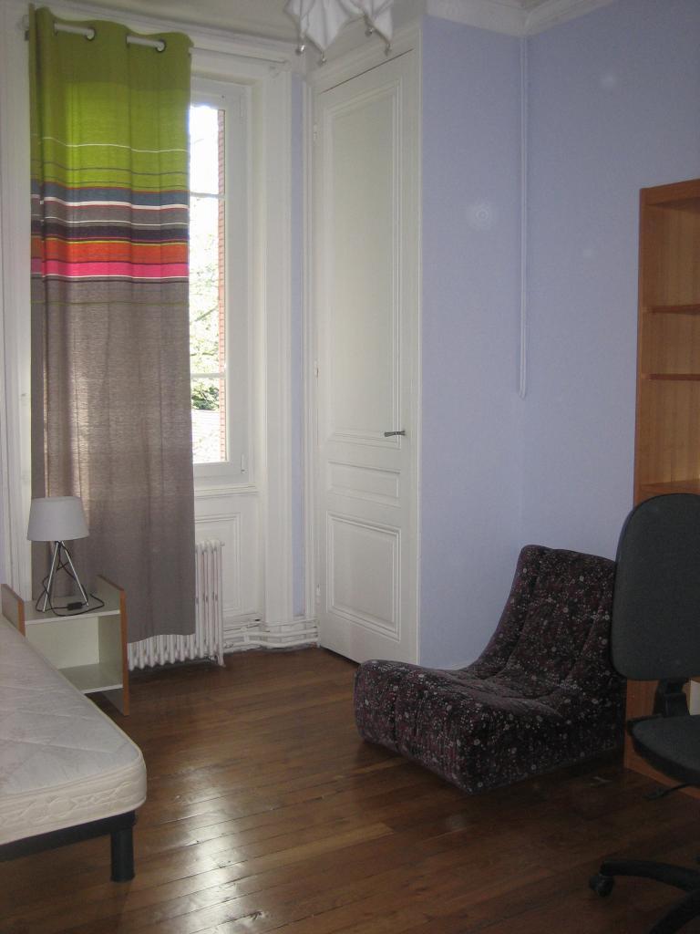 1 chambre disponible en colocation sur St Genis Laval