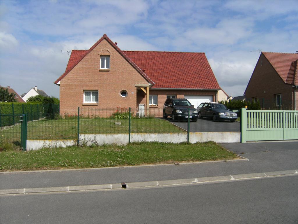 De particulier à particulier Bussu, appartement maison, 110m²