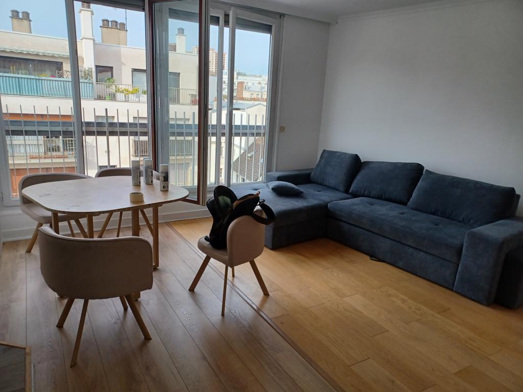 Location appartement par particulier, appartement, de 52m² à Paris 19