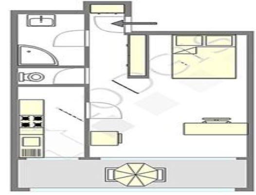 Location de particulier à particulier, appartement, de 30m² à Villejuif