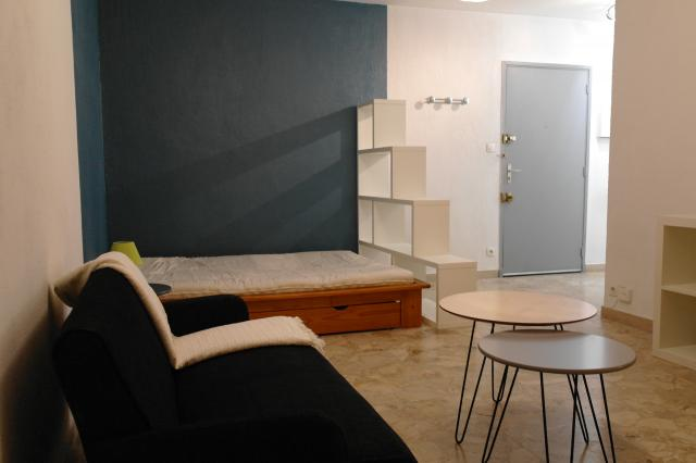 Location appartement T1 Marseille 10 - Photo 1