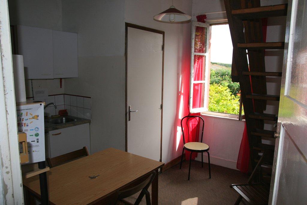 De particulier à particulier Ahetze, appartement studio de 25m²