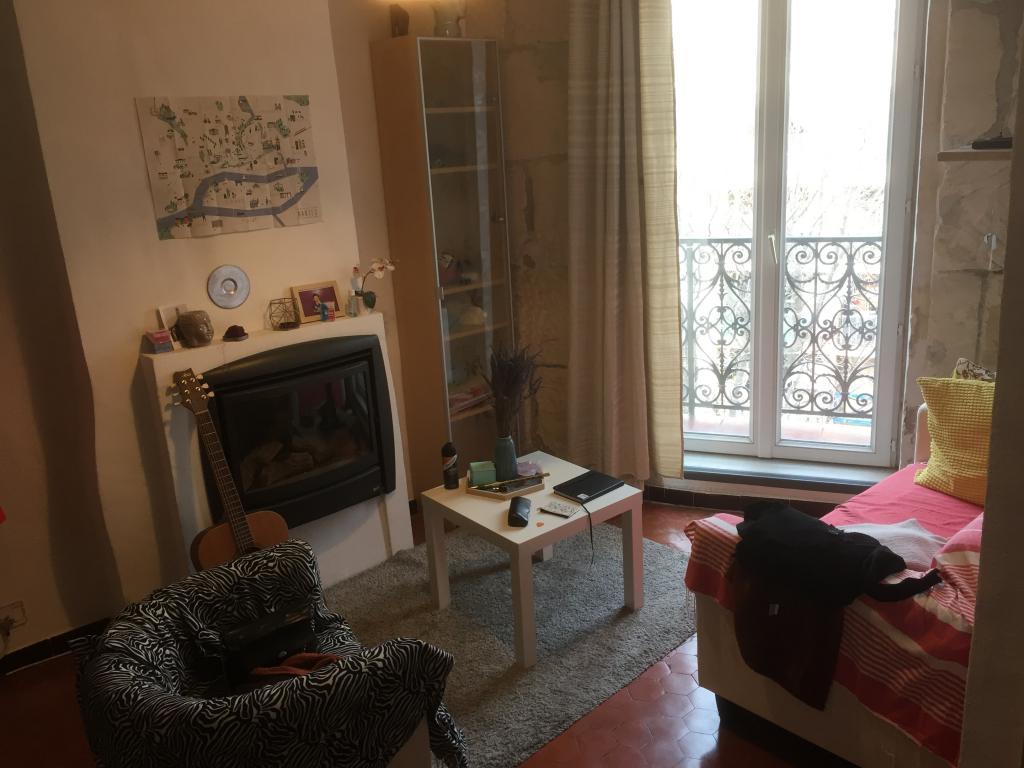 De particulier à particulier, appartement à Marseille 02, 37m²