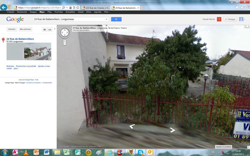 Location appartement entre particulier Ballainvilliers, studio de 32m²