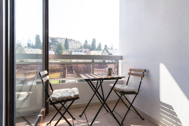 Entre particulier , studio, de 28m² à Aix-les-Bains
