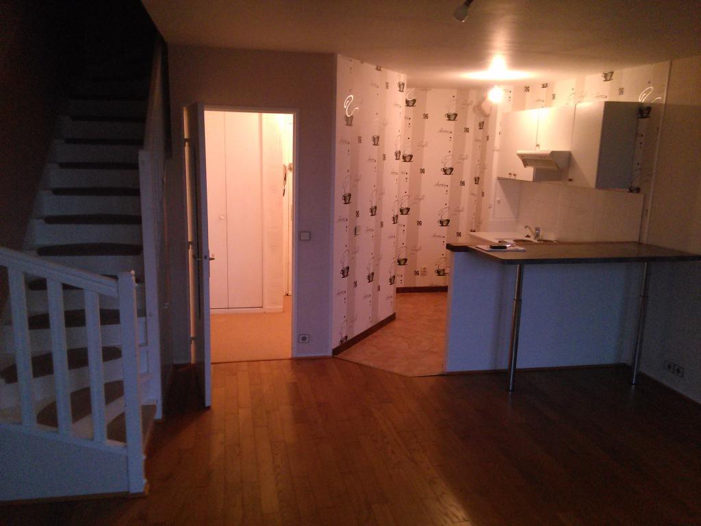 De particulier à particulier, appartement, de 54m² à Fontainebleau