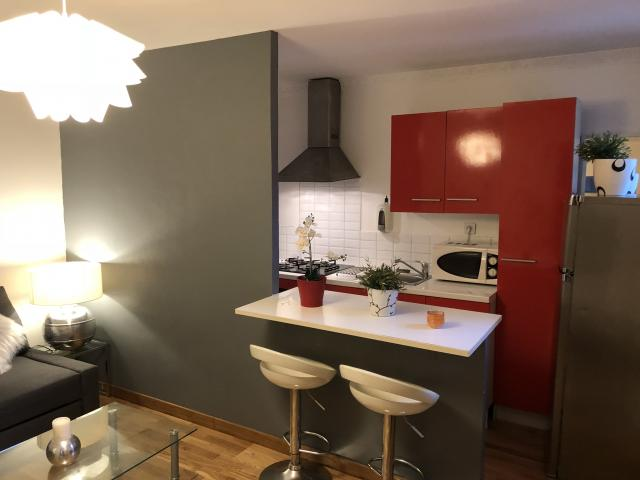 Location appartement T1 Colombes - Photo 1