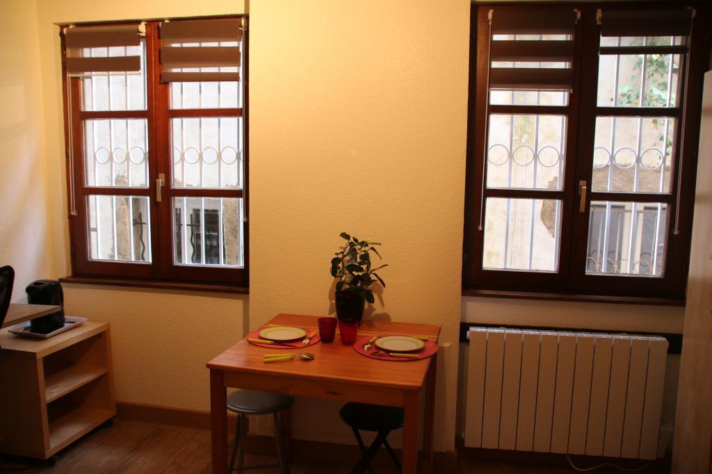 location de studio meubl entre particuliers strasbourg 495 20 m. Black Bedroom Furniture Sets. Home Design Ideas