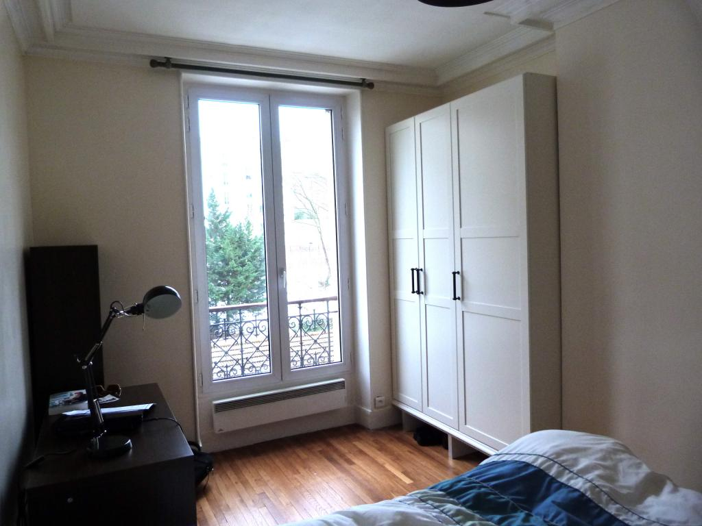 Location d 39 appartement t2 meubl de particulier paris for Location appartement meuble paris
