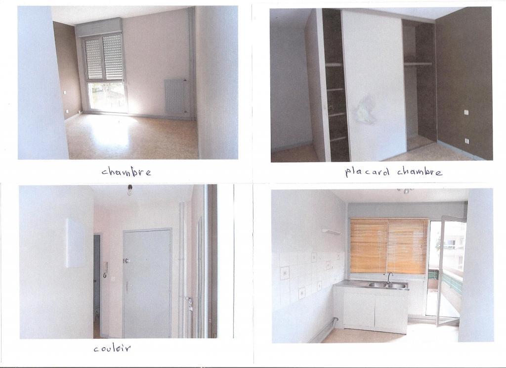 Location d 39 appartement t2 de particulier toulouse 585 for Location appartement atypique toulouse