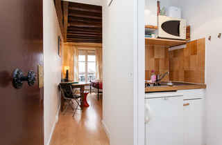 Location appartement T1 Paris 03 - Photo 4