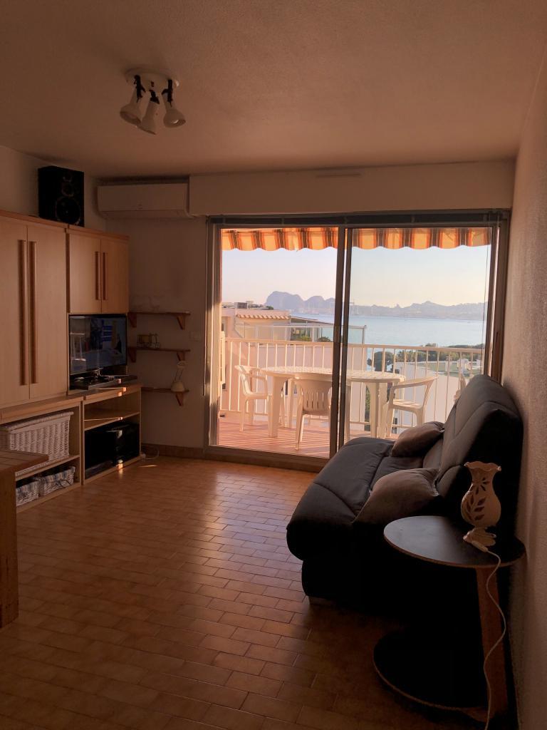 Location particulier à particulier, appartement, de 30m² à Ceyreste
