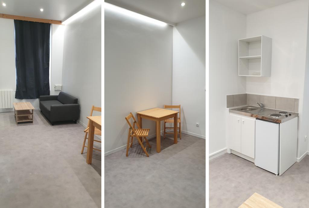 Location particulier Coudekerque-Branche, appartement, de 28m²