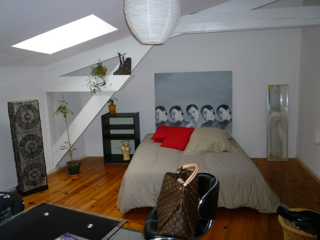 Location appartement T1 Bordeaux - Photo 1