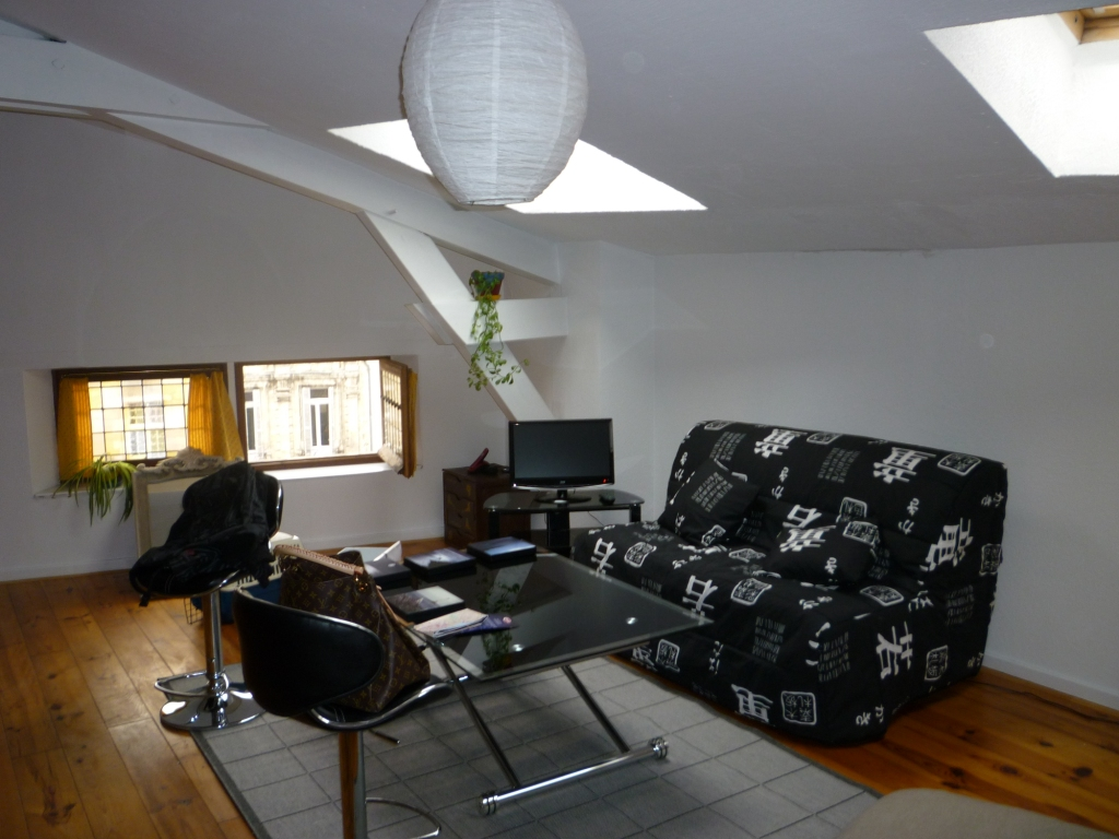 Location appartement T1 Bordeaux - Photo 2