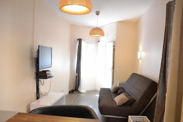 Location de particulier à particulier à Marseille 07, appartement appartement de 23m²
