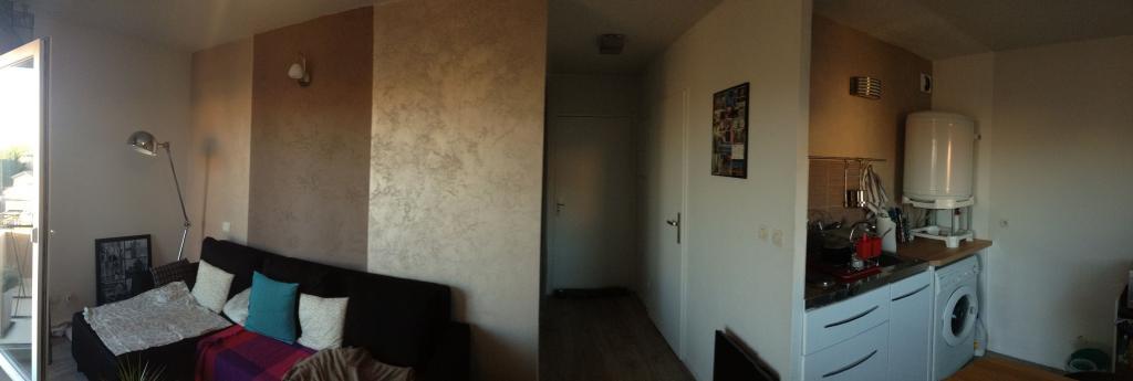 location d 39 appartement t2 meubl de particulier blagnac 630 32 m. Black Bedroom Furniture Sets. Home Design Ideas