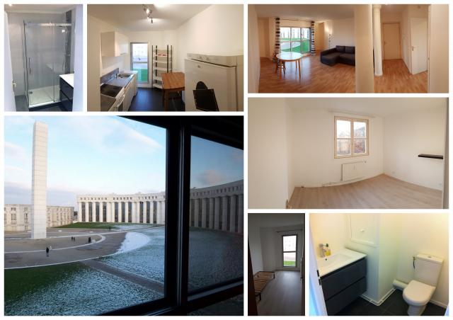 Location appartement T4 Cergy - Photo 3