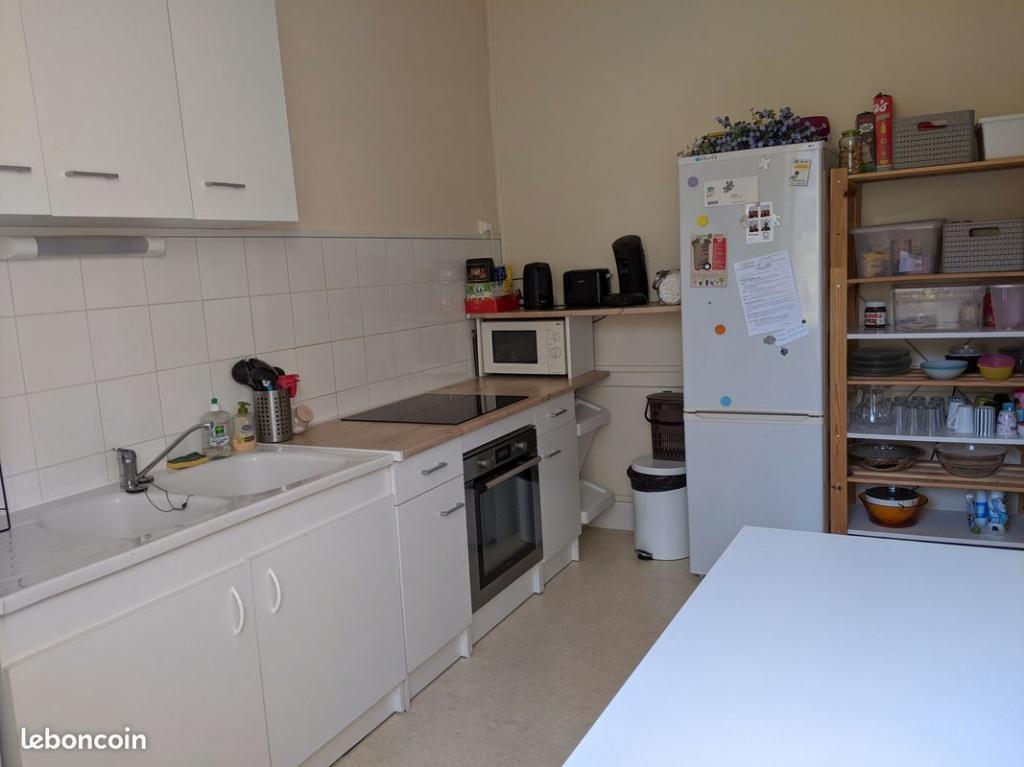 42m² pour ce joli appartement