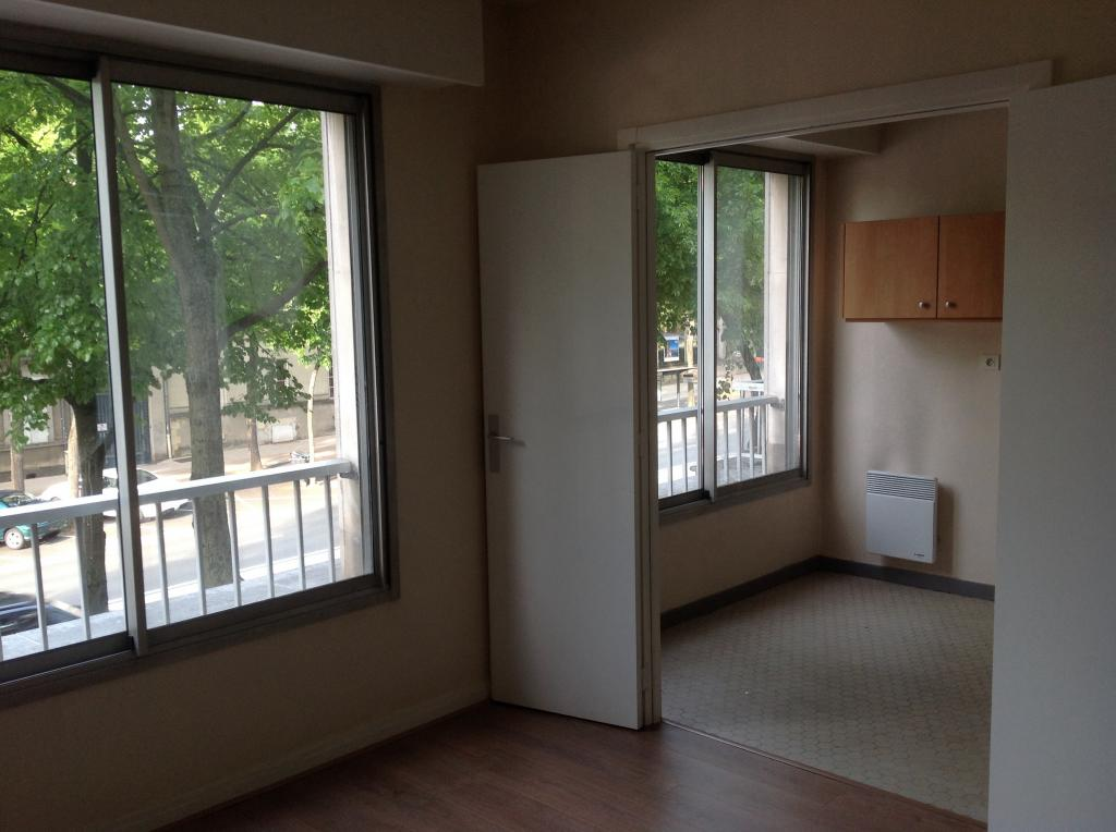 Location appartement T1 Angers - Photo 1