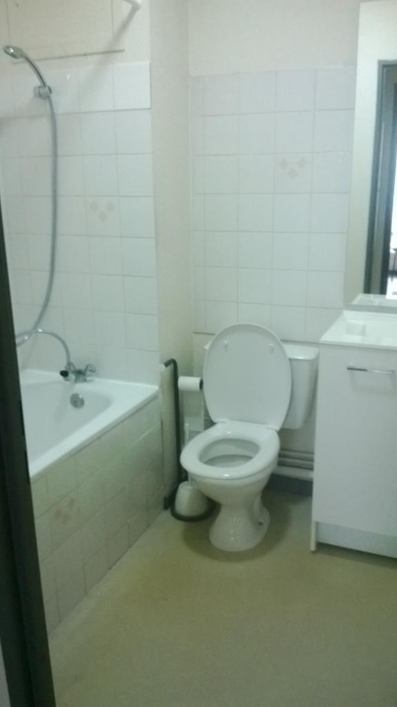 location de studio meubl de particulier particulier toulouse 450 25 m. Black Bedroom Furniture Sets. Home Design Ideas