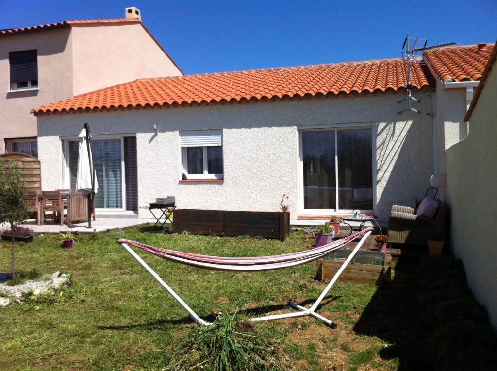 Location de maison f4 sans frais d 39 agence perpignan 845 83 m - Location garage perpignan ...