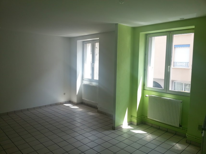 Location appartement T3 Villars - Photo 1