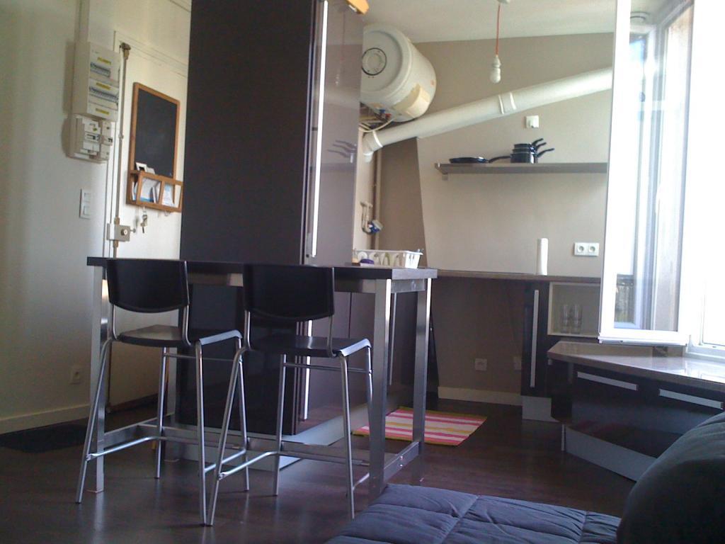 Location particulier à particulier, appartement à Fontenay-sous-Bois, 34m²