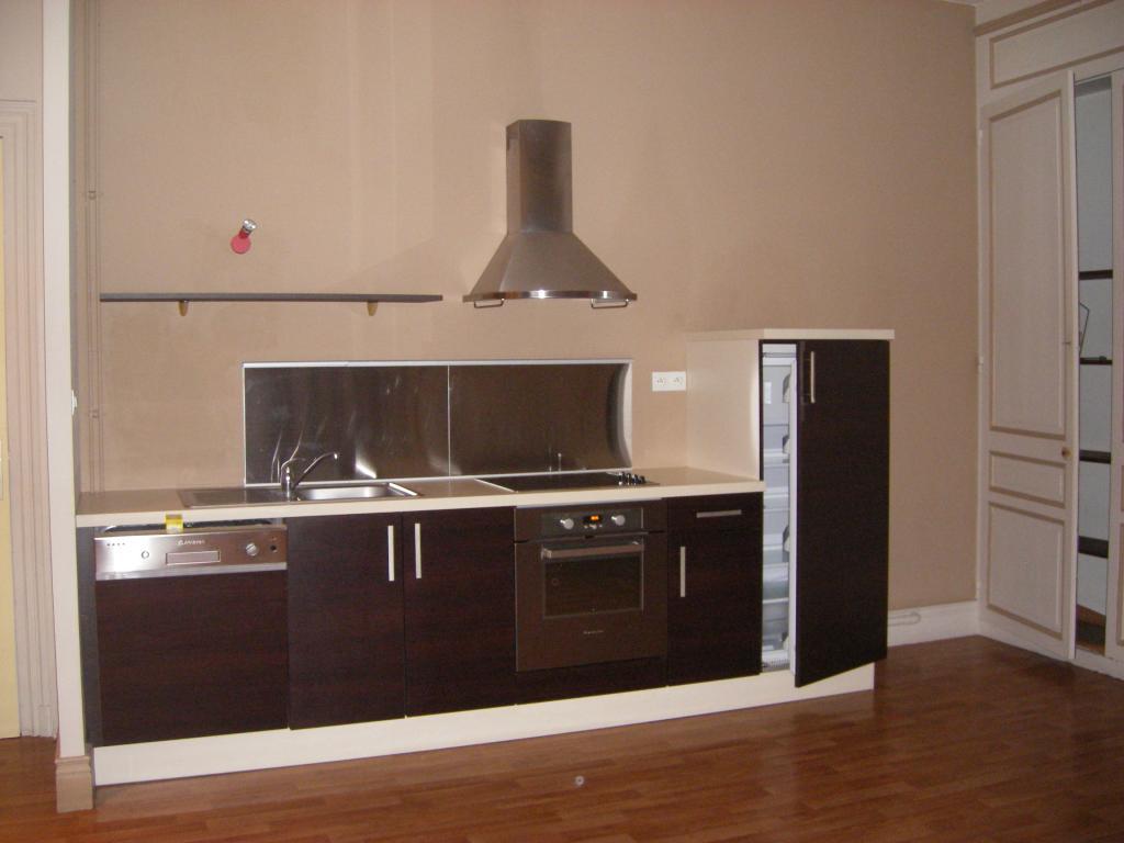 Appartement particulier à Pittefaux, %type de 40m²