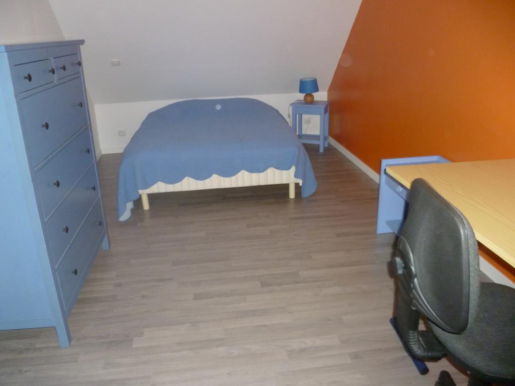 Location d 39 appartement t2 meubl de particulier tours for Location meuble tours