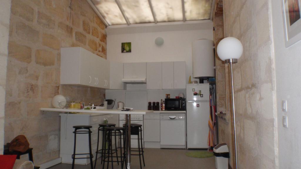 Location d 39 appartement t2 meubl sans frais d 39 agence - Location appartement meuble bordeaux ...