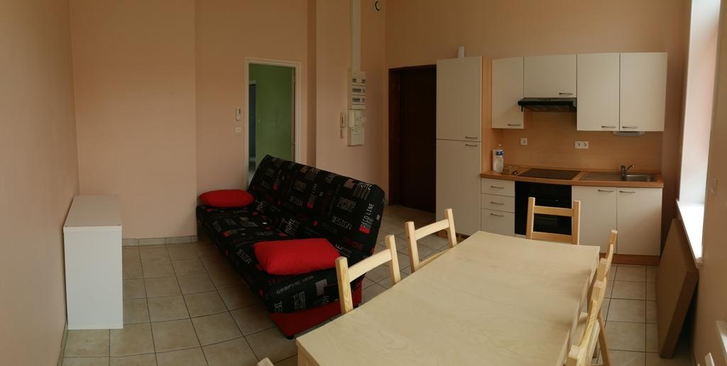 Location appartement entre particulier Boulogne-sur-Mer, de 40m² pour ce appartement