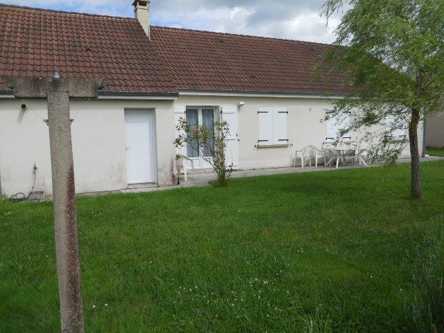 Maison de 100m2 à louer sur Poilly Lez Gien
